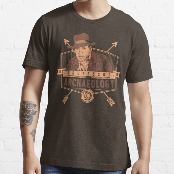 Professor of Archaeology Essential T-Shirt