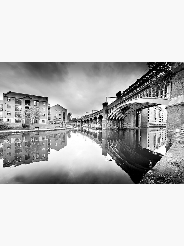 Castlefield, Manchester by stephenknowles
