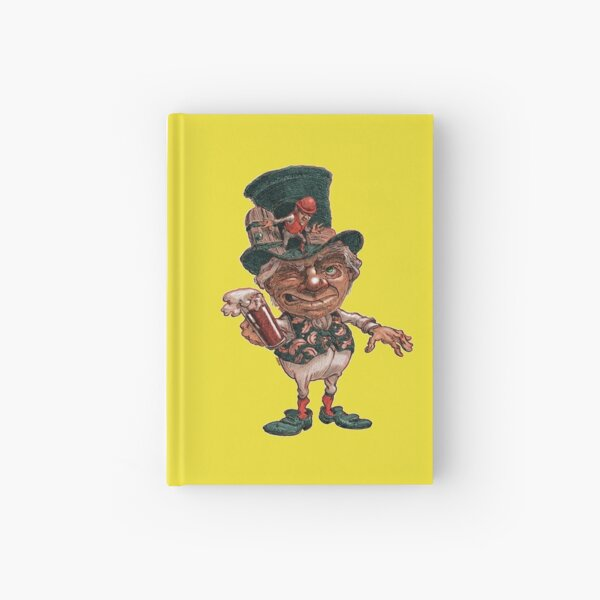 Beer Lover and his Buddy Hardcover Journal