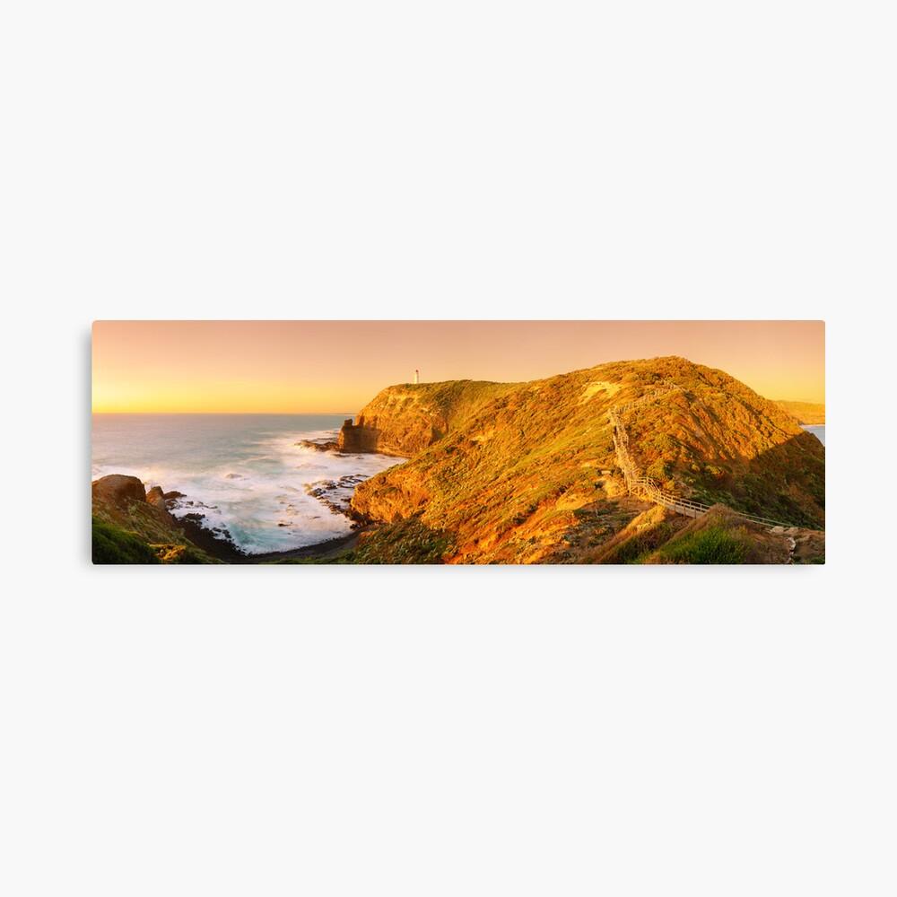 Cape Schank Lighthouse, Mornington Peninsula, Victoria, Australia Canvas Print