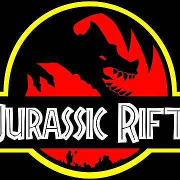 Welcome to the Jurassic Rift by AyCube