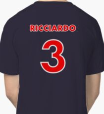 Ricciardo 3 Classic T-Shirt