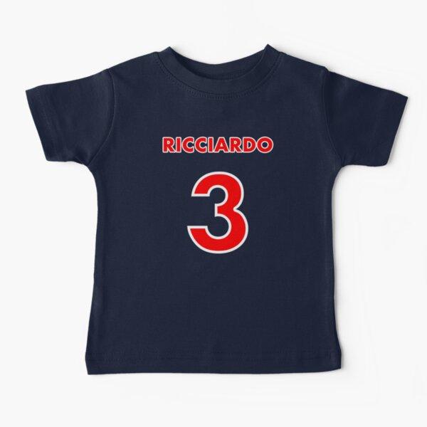 Ricciardo 3 Baby T-Shirt