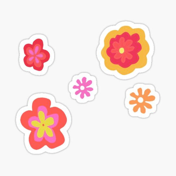 fleur indie y2k stickers Sticker