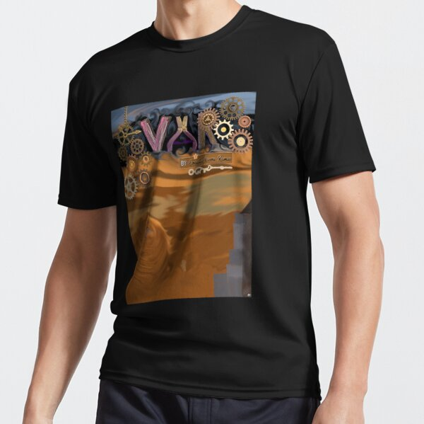 VAR, the book cover  Active T-Shirt