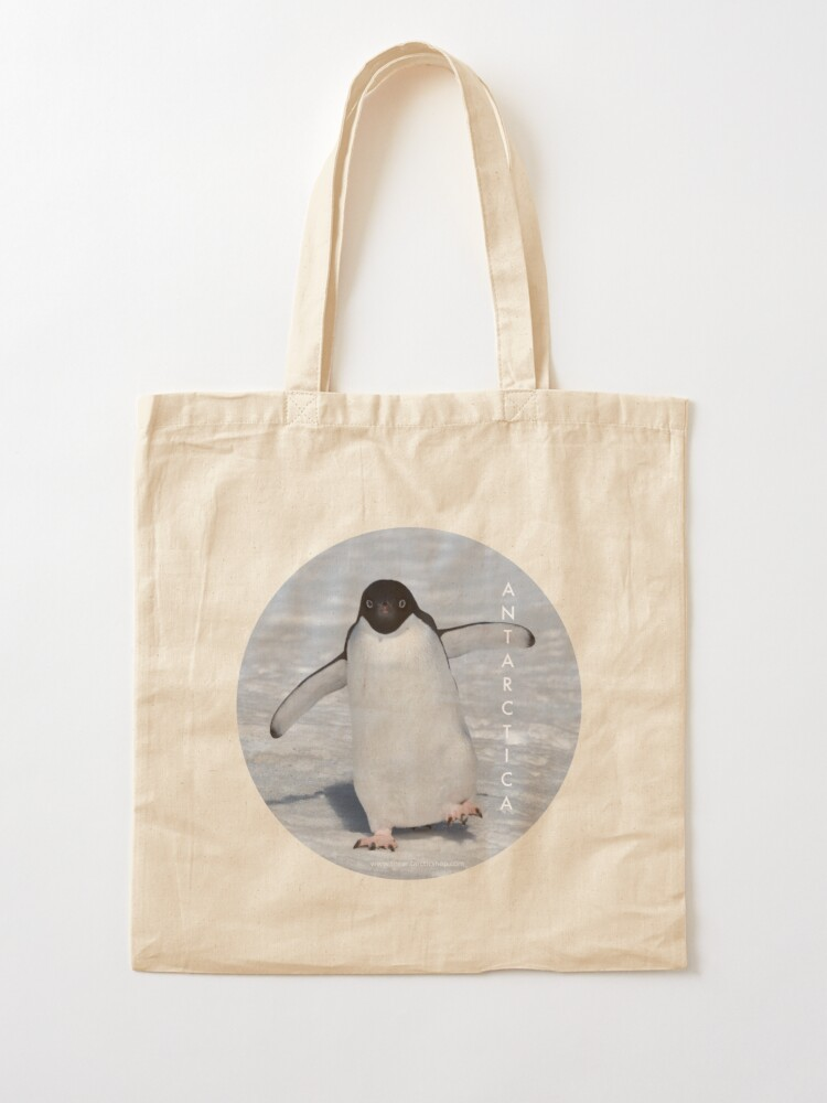 Alternate view of Adelie Love Tote Bag