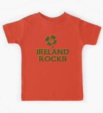 Ireland Rocks Kids Clothes