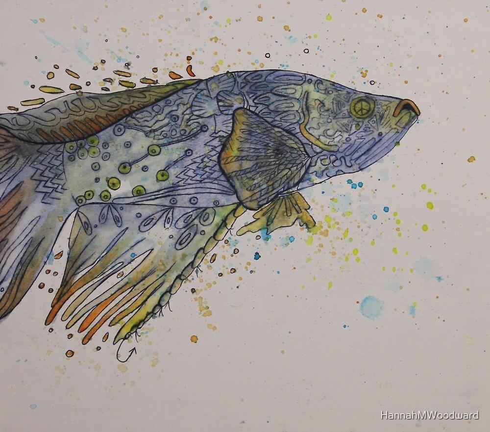 Fish  by HannahMWoodward