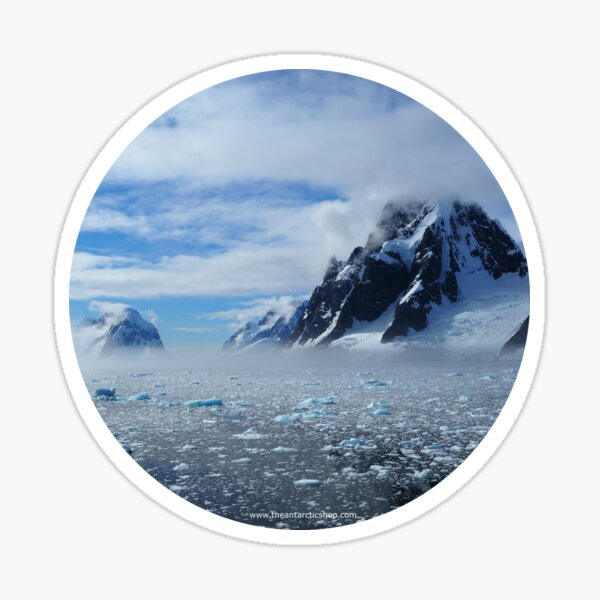 Protect the Antarctic Sticker