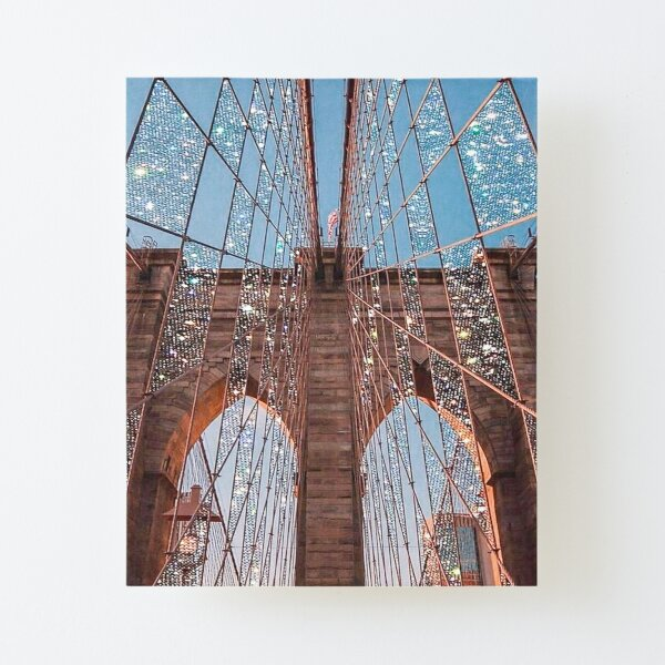 Brooklyn Bridge Wall Art Redbubble