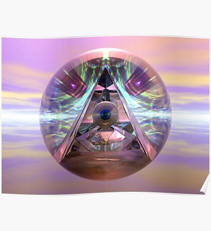 Illuminati ICU Poster