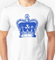 Crown Jewels White Outline T-Shirt