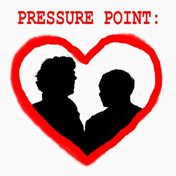 Pressure Point: Johnlock by sarcasmlock