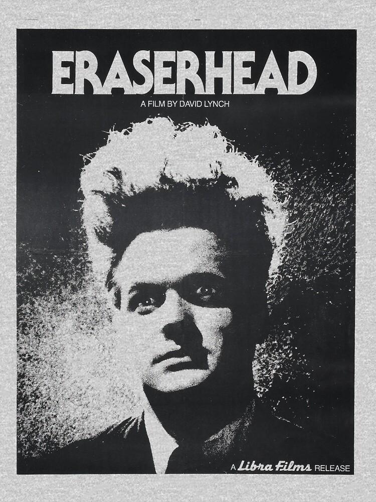 Eraserhead Poster Shirt | Unisex T-Shirt