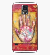 Chinese Energy Hand Case/Skin for Samsung Galaxy