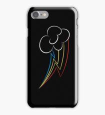 Rainbow Dash Neon iPhone Case iPhone Case/Skin