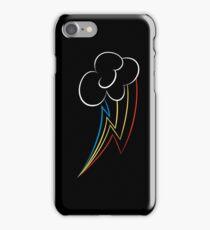 Rainbow Dash Neon iPhone Case iPhone Case/Skin