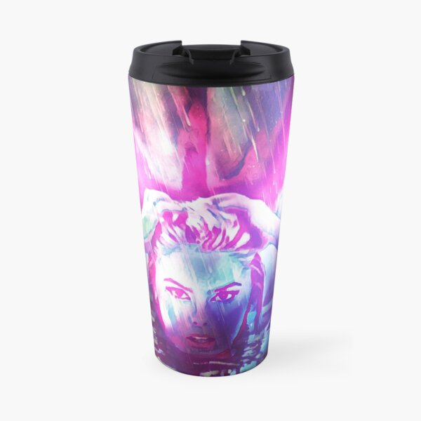 Bathing In The Sea of Tranquility  Travel Mug