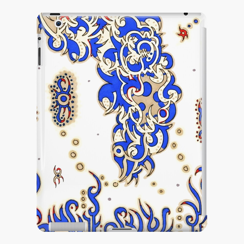 Adelaide pattern design iPad Case & Skin