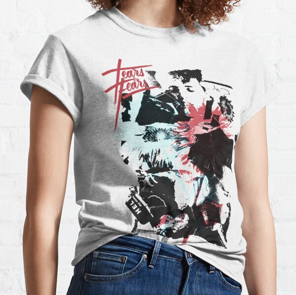 Tears and fears Classic T-Shirt