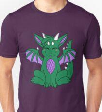 Cute Chibi Green Dragon Unisex T-Shirt