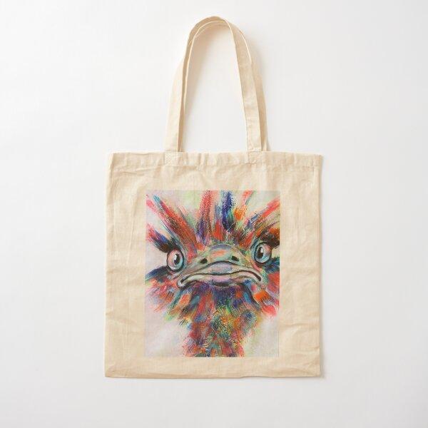 Emu Cotton Tote Bag