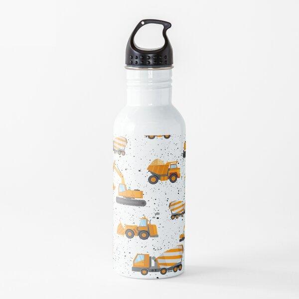 Patrón de construcción Botella de agua