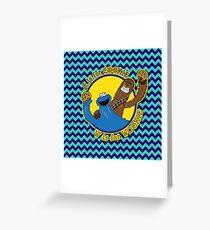 Cookie & Wookie Greeting Card