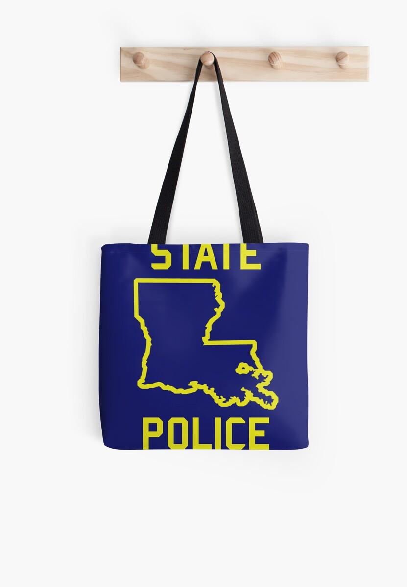 True Detective - Louisiana State Police by lordbiro