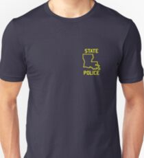 True Detective - Louisiana State Police Unisex T-Shirt