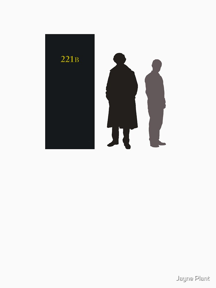 Sherlock Holmes and Dr. Watson by time-lady-221B