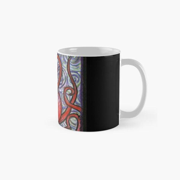 Octopus and Swirls Classic Mug