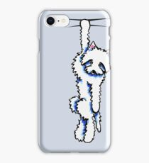 Clingy Westie iPhone Case/Skin