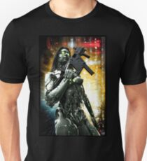 Cyberpunk T-shirt 046 Unisex T-Shirt