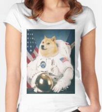 Dogenaut Women's Fitted Scoop T-Shirt