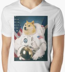 Dogenaut Men's V-Neck T-Shirt