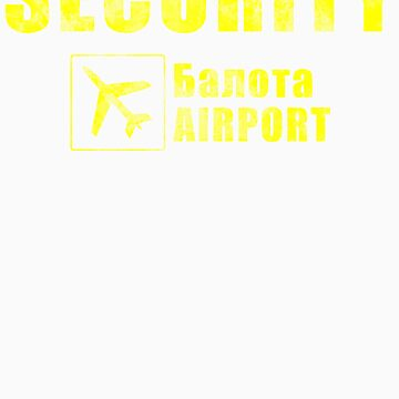 Balota Airport Security by Awock