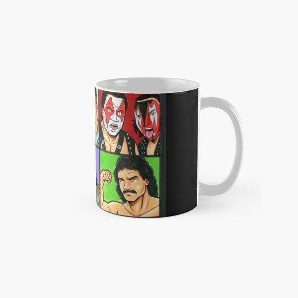 90s wrestling Classic Mug