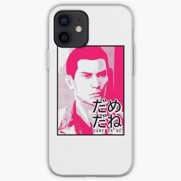 Dame Da Ne (Baka Mitai) Pink iPhone Soft Case