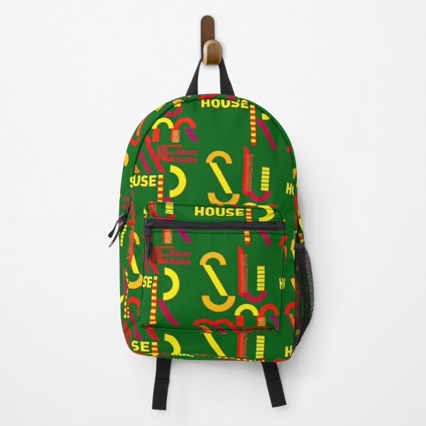 Lettering arts text quotes Backpack