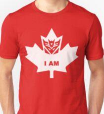 I AM! Canadian Decepticon T-Shirt