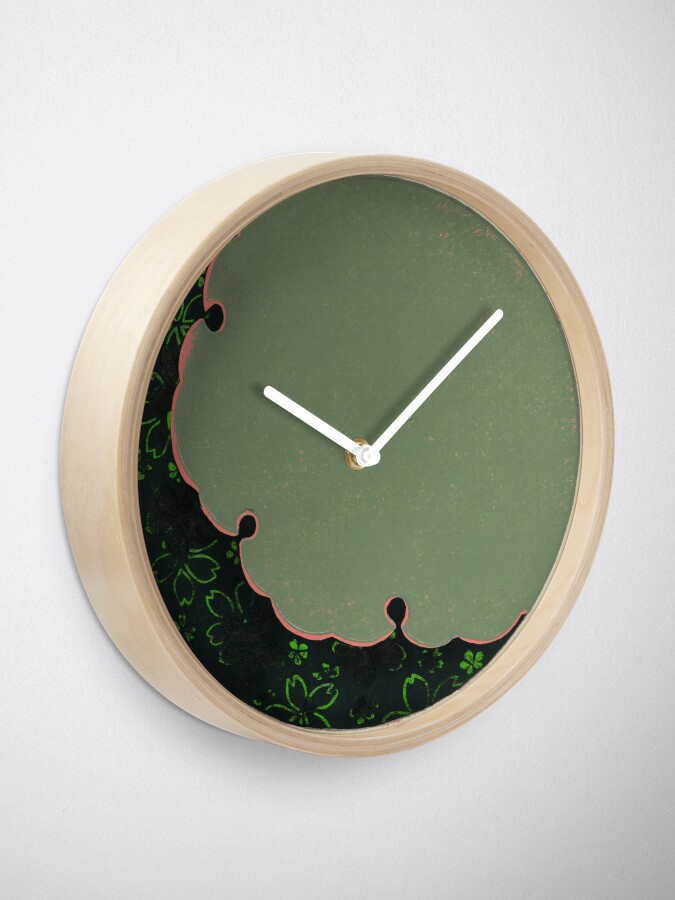 Alternate view of MOON Clock