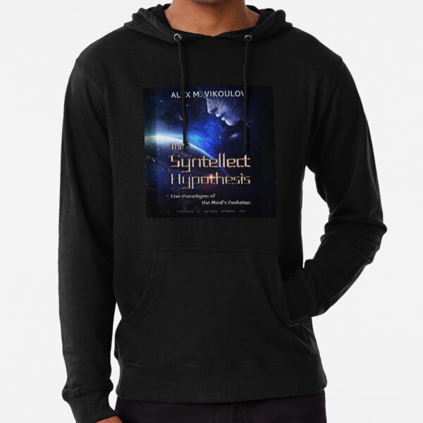 The Syntellect Hypothesis, Audiobook Lightweight Hoodie