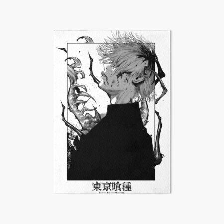 Tokyo Ghoul Kaneki Ken Art Board Print