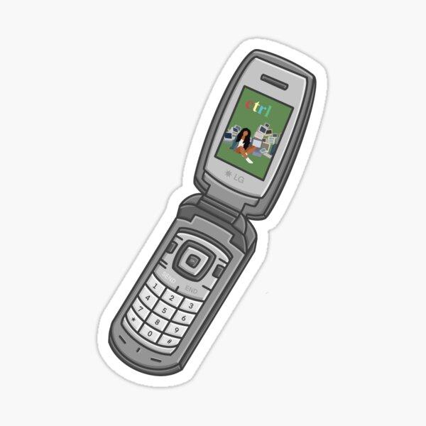 Ctrl Phone Sticker