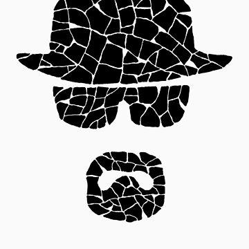 Heisenberg (black) by EvelynR