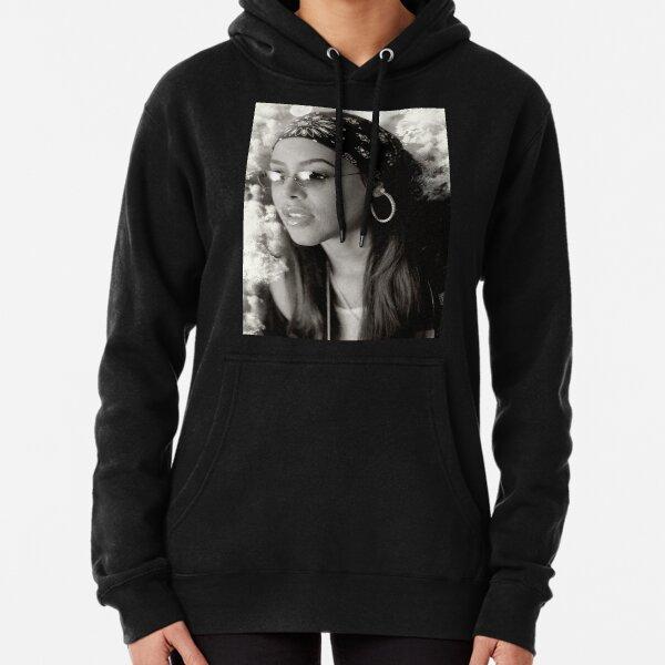 Aaliyah clouds  Pullover Hoodie