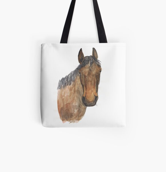 Noble Steed - Deedle 2020 All Over Print Tote Bag