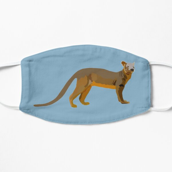 F is for Fossa  Mask