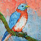 Blue Bird Beauty by Laura Barbosa